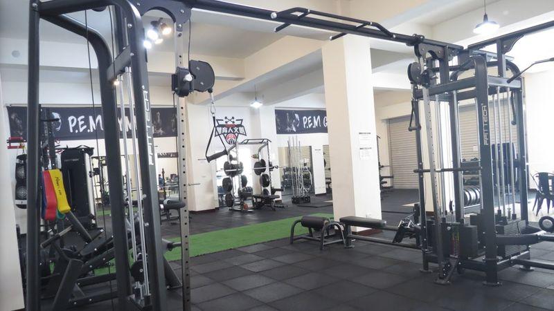 高雄體育人健身房-2