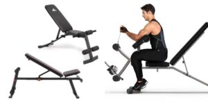 【HomeGym】臥推椅全攻略:TOP-5推薦,多功能椅真的實用嗎?