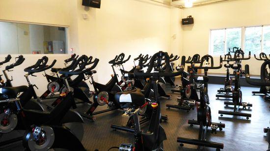 鳳山運動中心健身房 3F飛輪教室