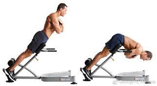 背肌訓練-下背