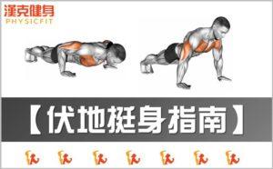 【伏地挺身 動作指南】正確5步驟教學,別再犯這些錯誤!手肘角度、姿勢大解析