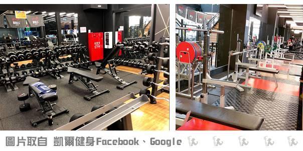 TOP7鳳山健身房推薦-凱爾健身俱樂部 Kair Sports-2