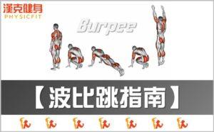 【波比跳 動作指南】聽說會傷膝蓋?這是迷思嗎?燃脂、減肥最佳運動