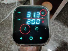 舒肥機設定溫度