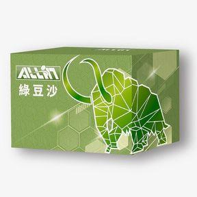 ALL in 綠豆沙