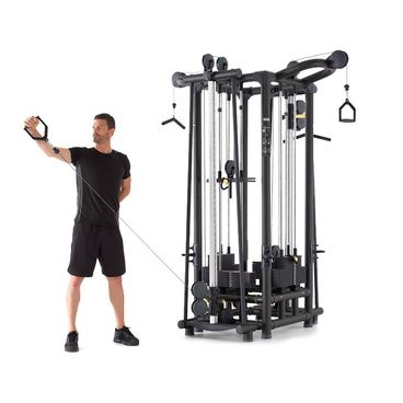 【Cable訓練菜單】只需要一台滑輪機就能練全身?24種精選動作推薦給你!