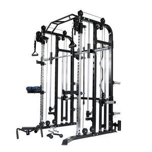 居家健身器材推薦 - 多功能訓練機