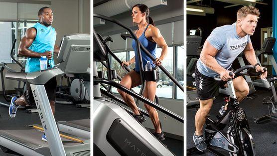 【健身房有氧器材 完整攻略】13種常見器材使用教學!2021減肥、減脂就靠它
