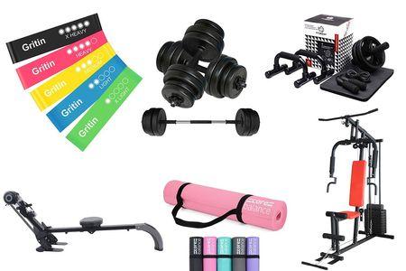 【Homegym】7步驟帶你打造一個專屬於自己的居家健身房!該買哪些器材?