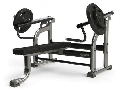 健身房器材 - 平躺胸推機