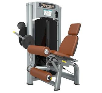 健身房器材 - 坐姿腿後勾機