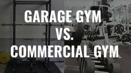 居家健身房 vs 一般健身房